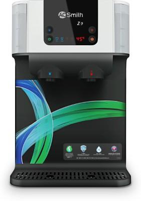AO Smith Z8 10 L RO Water Purifier  (Black)